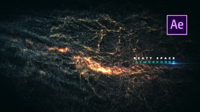 PhotoRealistic Galaxy Titles: After Effects Templates