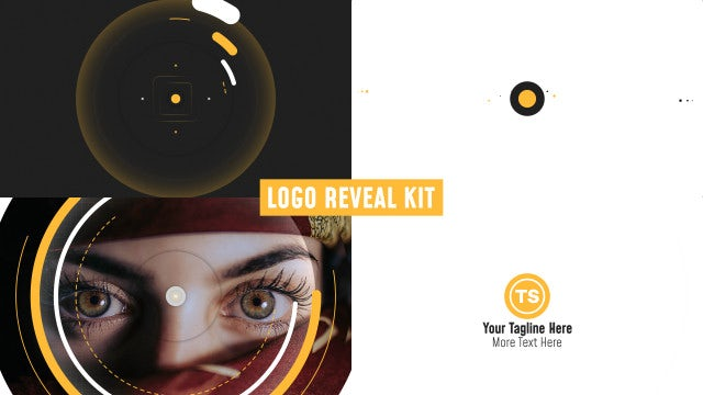 Logo Reveal Kit: After Effects Templates
