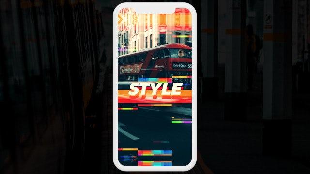 Stylish Hip-Hop Stories: Premiere Pro Templates