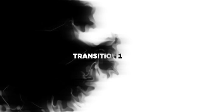 Ink Flow Transitions: Stock Motion Graphics