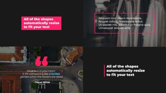 Info Bars: Motion Graphics Templates
