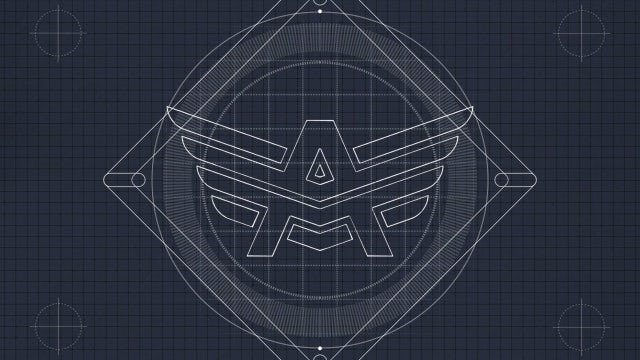 Geometrical Logo Reveal: After Effects Templates