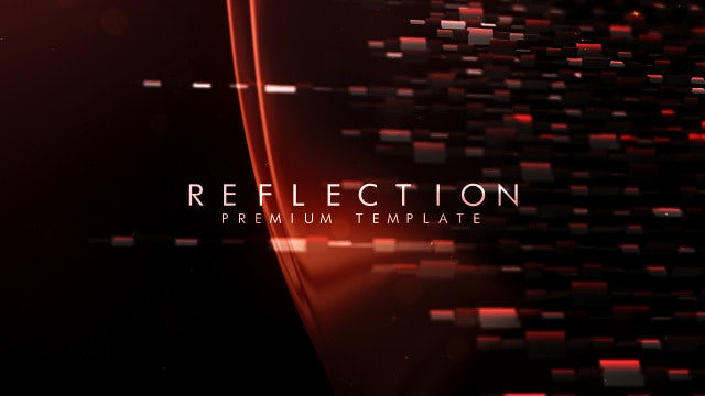 Reflection: After Effects Templates