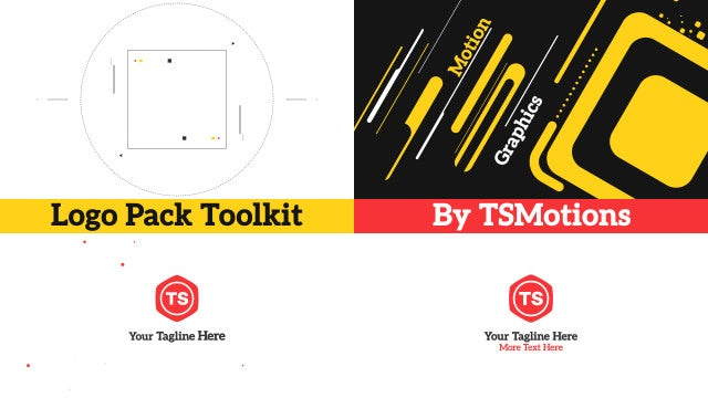 Logo Pack Toolkit: After Effects Templates