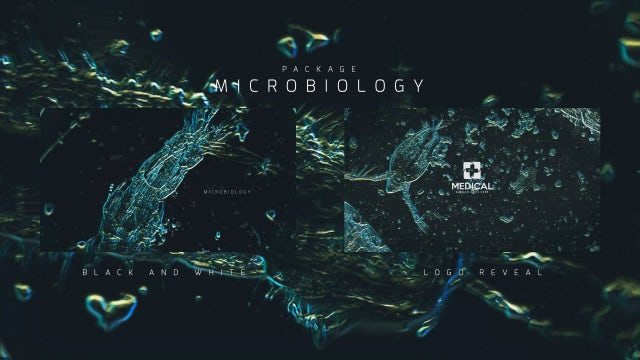 Microbiology Package: After Effects Templates