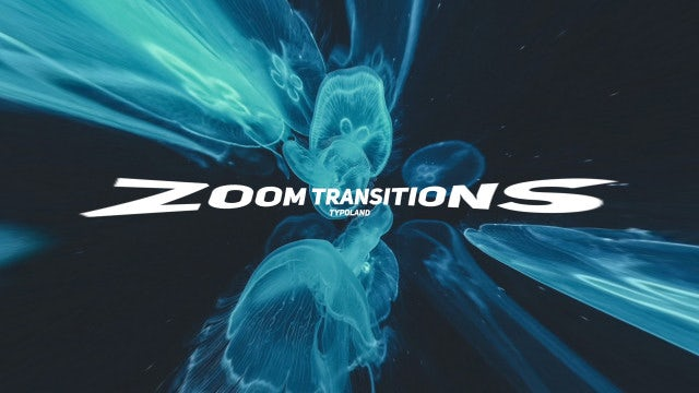 Zoom Transitions: Final Cut Pro Templates