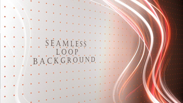 Lines Wave Loop: Stock Motion Graphics