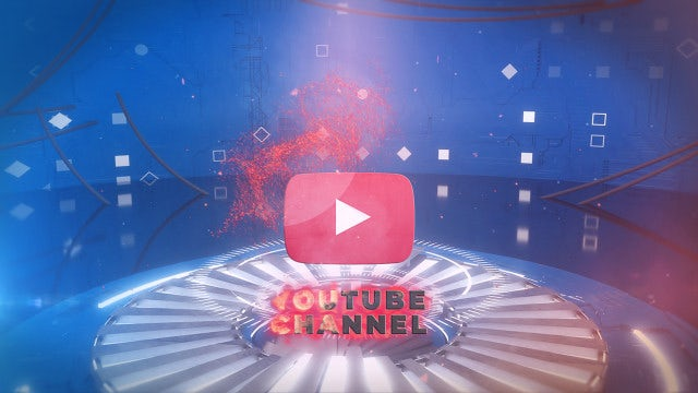 Cool Logo Opener: After Effects Templates