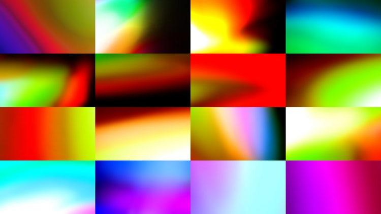 16 Light Transitions - 4K: Stock Motion Graphics
