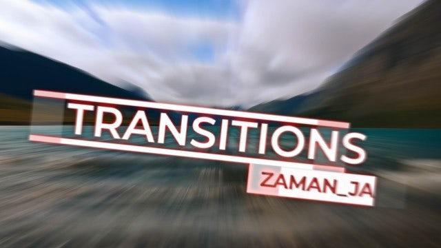 Wipe Transitions: Premiere Pro Presets