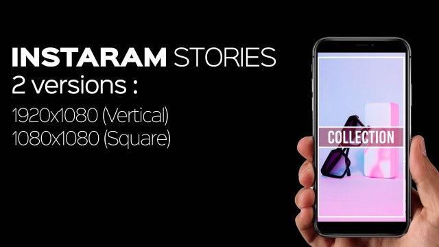 Instagram Stories V3: Premiere Pro Templates