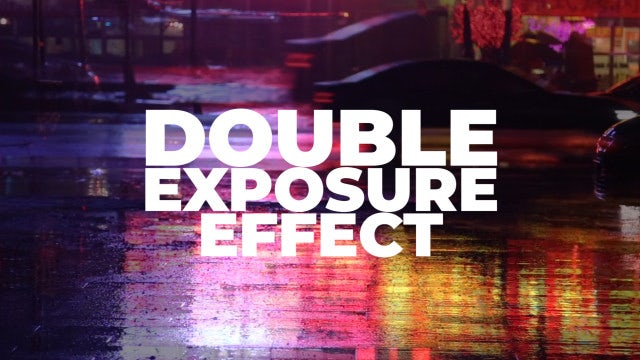 Shake Double Exposure Presets: Premiere Pro Presets