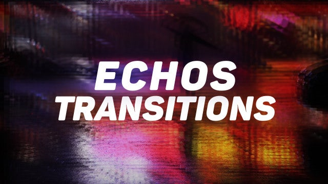 Echos Transitions Presets V1: Premiere Pro Presets