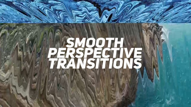 Smooth Perspective Transitions: Premiere Pro Presets