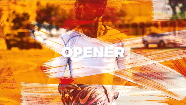 Colorful Stylish Opener: Premiere Pro Templates
