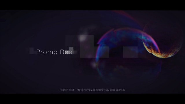 Cinematic Gallery: Premiere Pro Templates