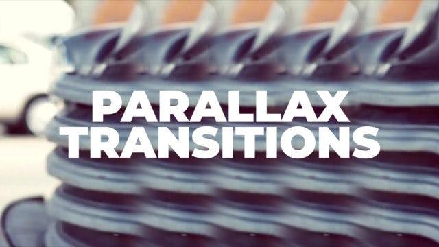 Parallax Transitions: Premiere Pro Presets