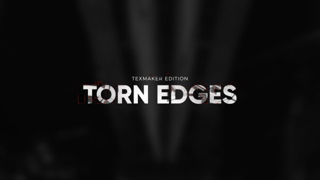 Titles Animator - Torn Edges: After Effects Templates