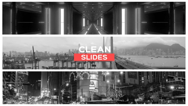 Multiframe Intro: After Effects Templates
