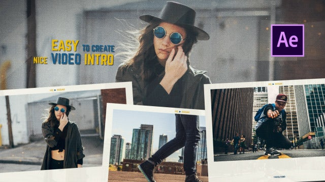 Tiny - Dynamic Slideshow: After Effects Templates
