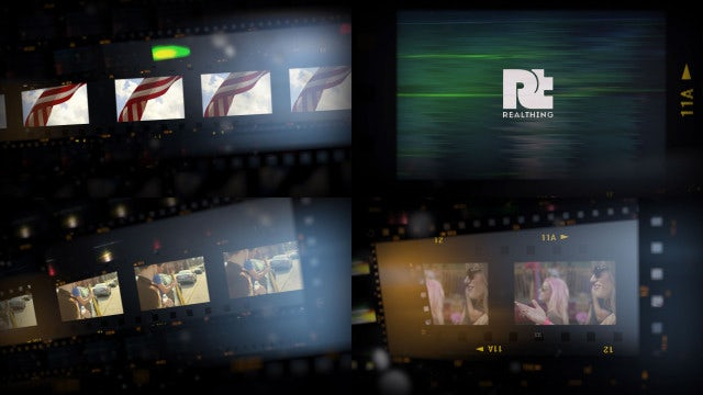 Film Logo Reveals & Opener Pack: After Effects Templates