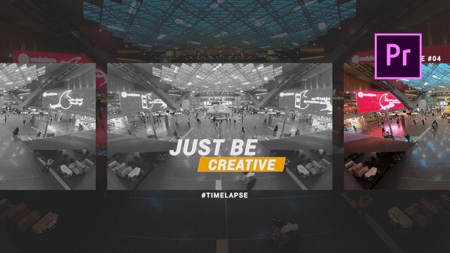 Urbanica - Dynamic Hip Hop Opener: Premiere Pro Templates