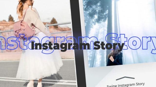 Instagram Fashion / Mini: Premiere Pro Templates