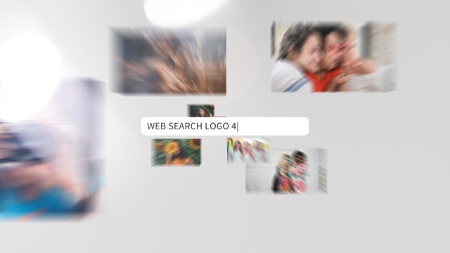 Web Search Logo 4: After Effects Templates