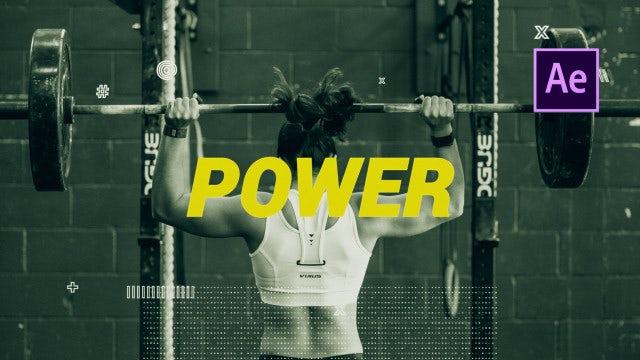 Hitt - Sport Fitness Promo: After Effects Templates