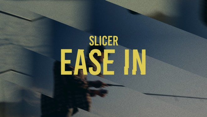 Slicer: Ease In: Transitions