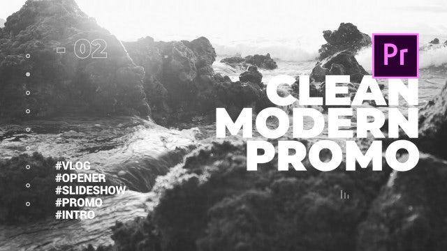 Bauhaus - Minimal Opener: Premiere Pro Templates