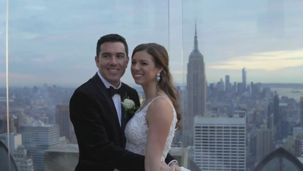Client - 5th Avenue Digital | Wedding Sample | The Rainbow Room