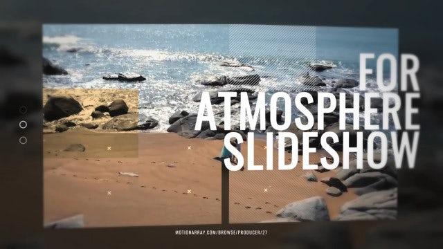 Mosaic - Inspired Slideshow: Premiere Pro Templates