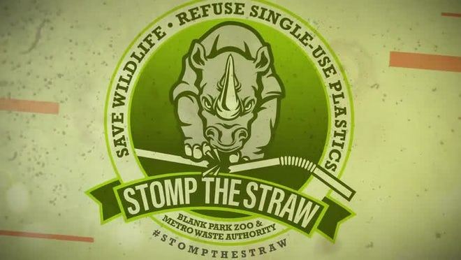 Blank Park Zoo - Stomp the Straw