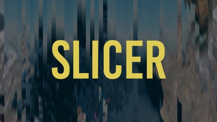 Slicer Opener: Premiere Pro Templates