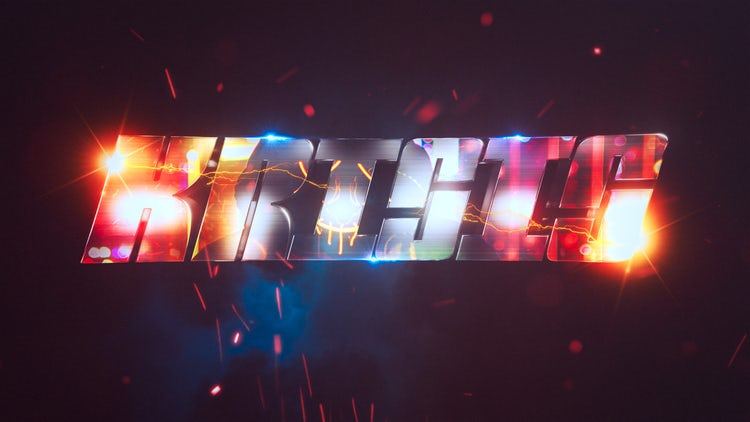 SuperHero Logo Reveal: After Effects Templates
