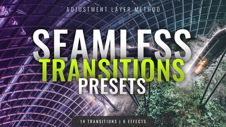 Seamless Transitions – After Effects Presets | Motion Array Free Download