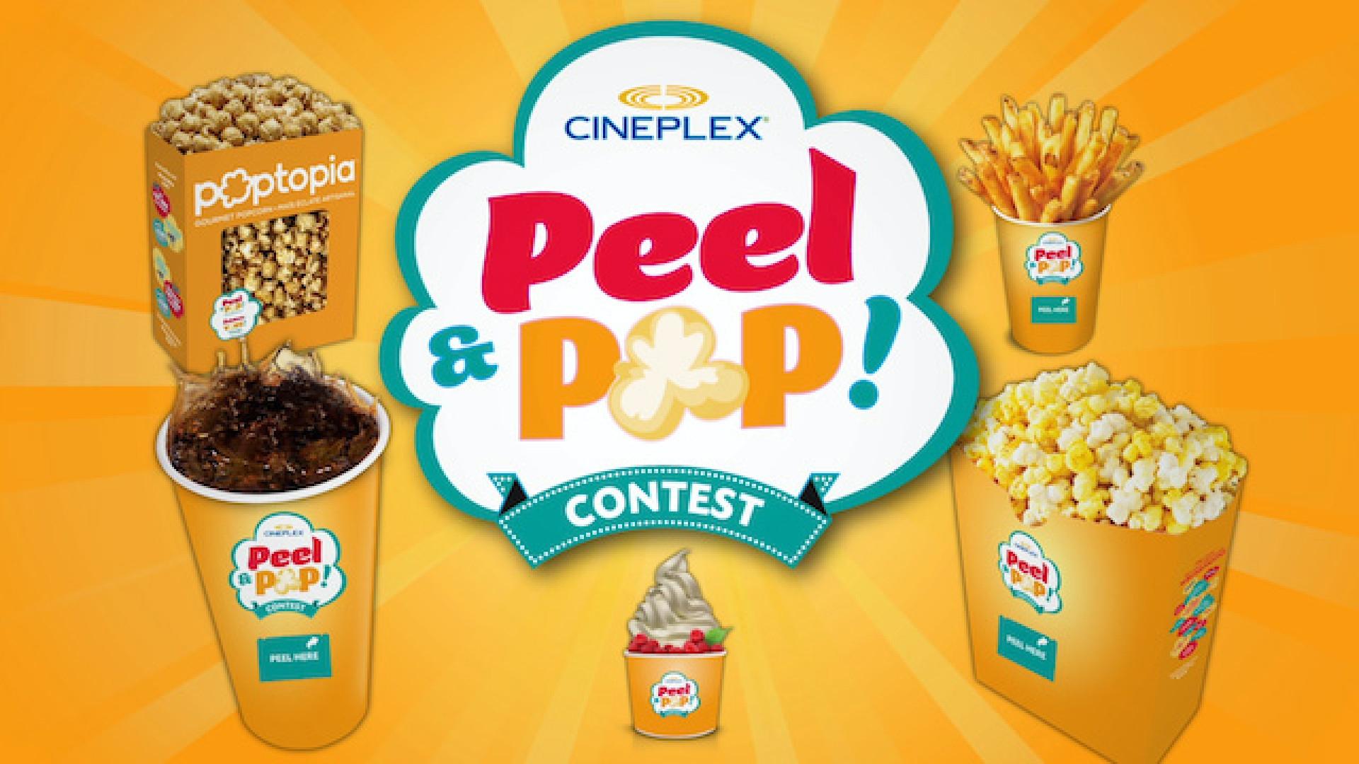 Peel & Pop!