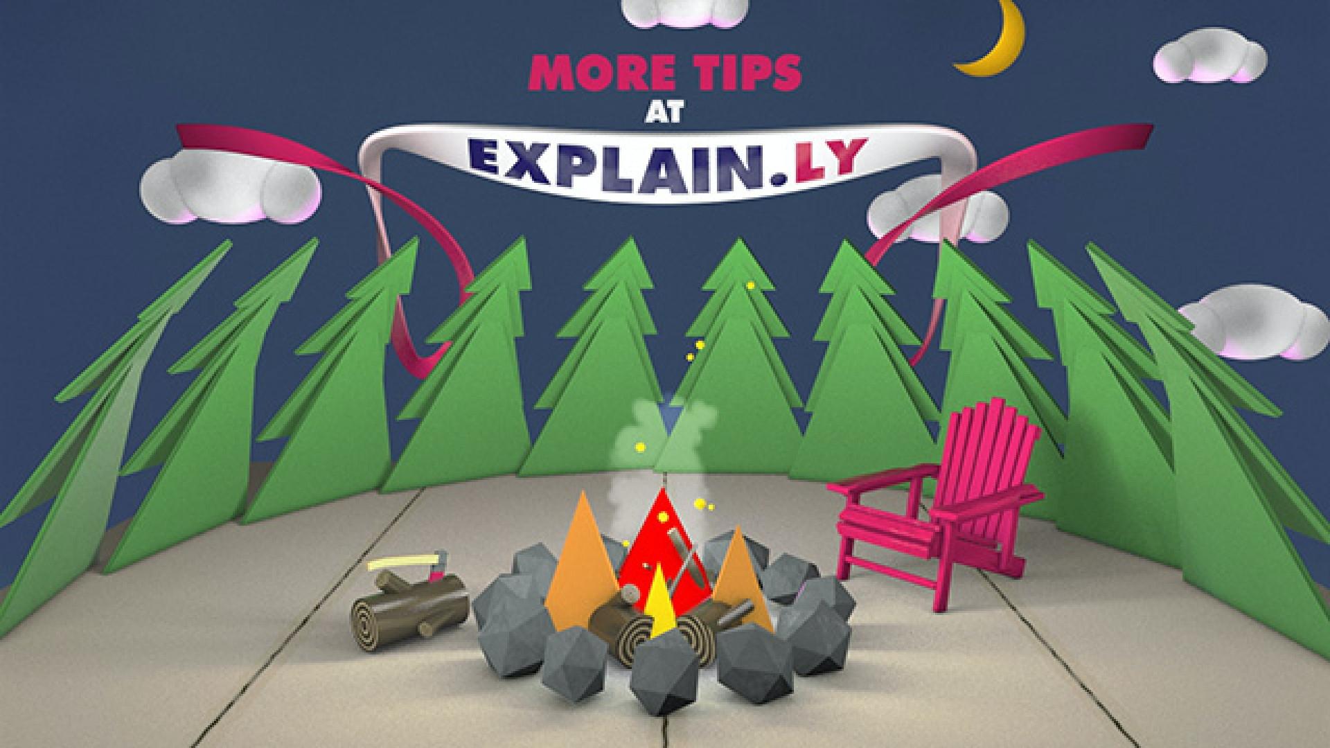 3 Camping Tips