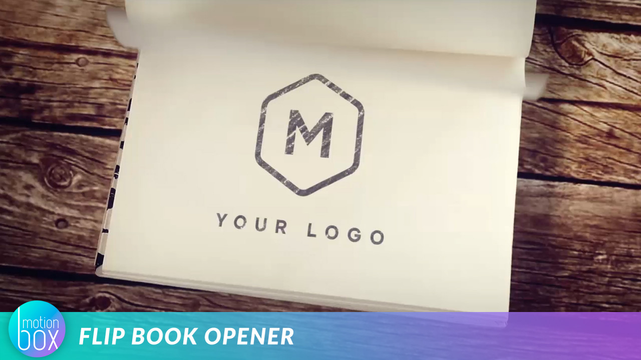 Flipbook Opener After Effects Templates Motion Array 3d flipbook attracts user attention and makes more impression on him. after effects templates motion array