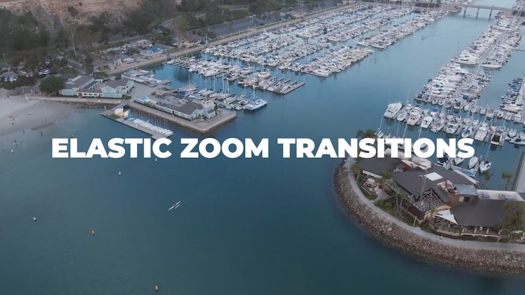 Elastic Zoom Transitions – After Effects Presets | Motion Array Free Download