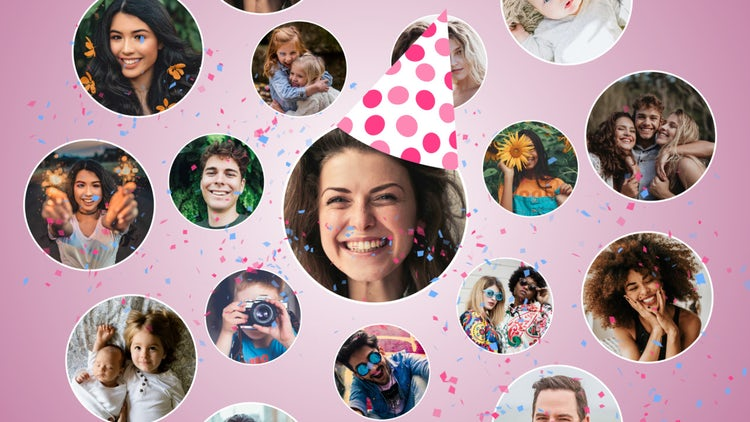 Happy Birthday Opener 3 – After Effects Templates | Motion Array Free Download