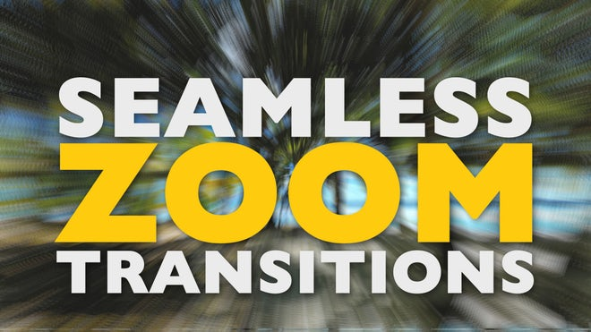 Zoom Transitions Final Cut Pro Templates Motion Array