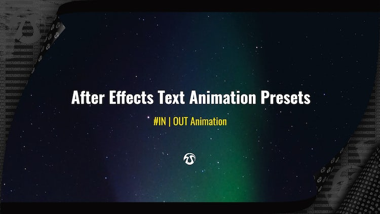 Text Animation Presets – After Effects Presets | Motion Array Free Download
