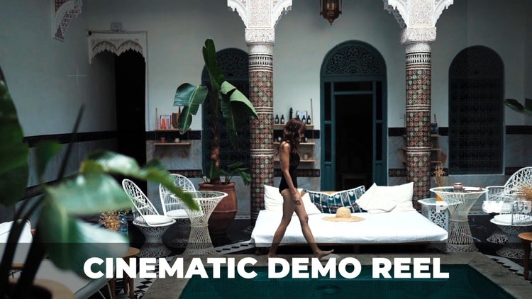 Demo Reel – Final Cut Pro Templates | Motion Array Free Download