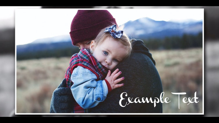 Memories Ink Slideshow: After Effects Templates