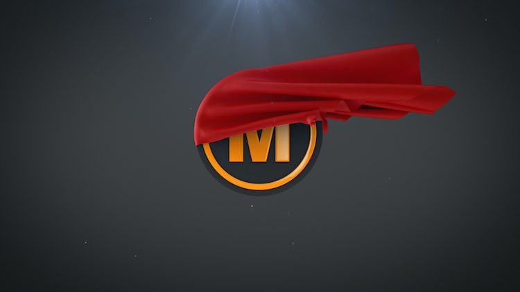 Cloth Logo 2: After Effects Templates