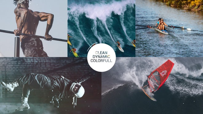 Slides: After Effects Templates