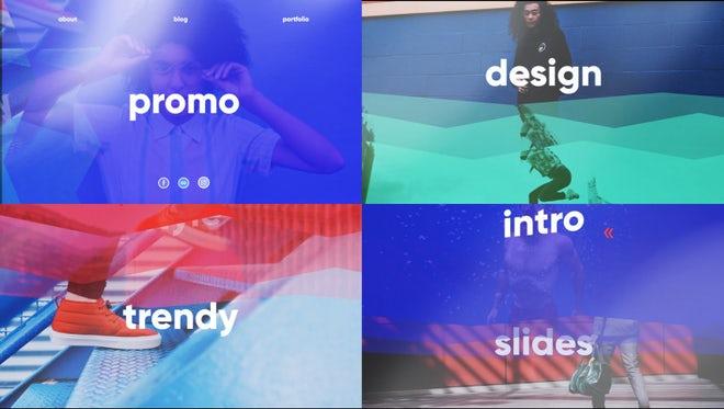 Style Promo: Premiere Pro Templates