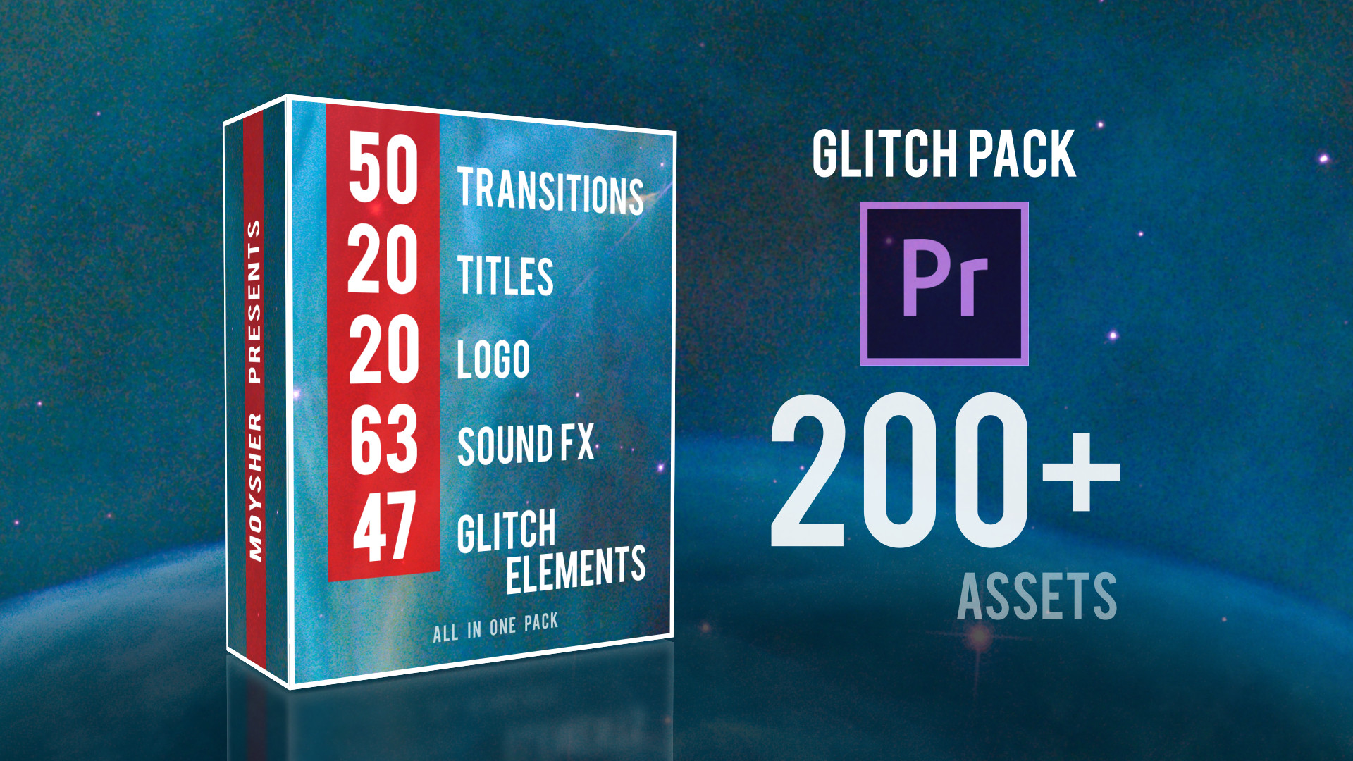 Glitch Pack 86924 - Free download
